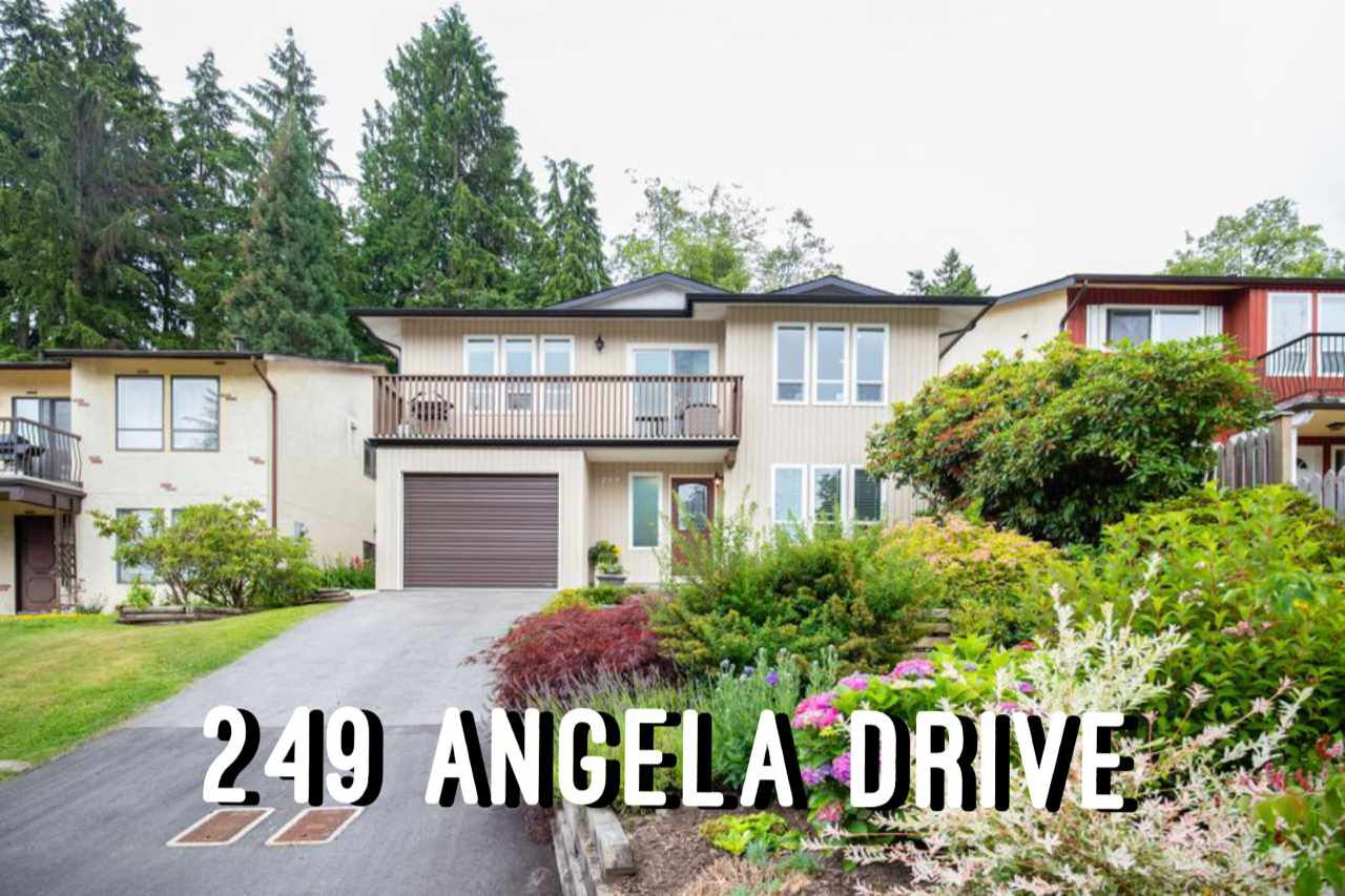 """Main Photo: 249 ANGELA Drive in Port Moody: College Park PM House for sale in """"College Park"""" : MLS®# R2387582"""