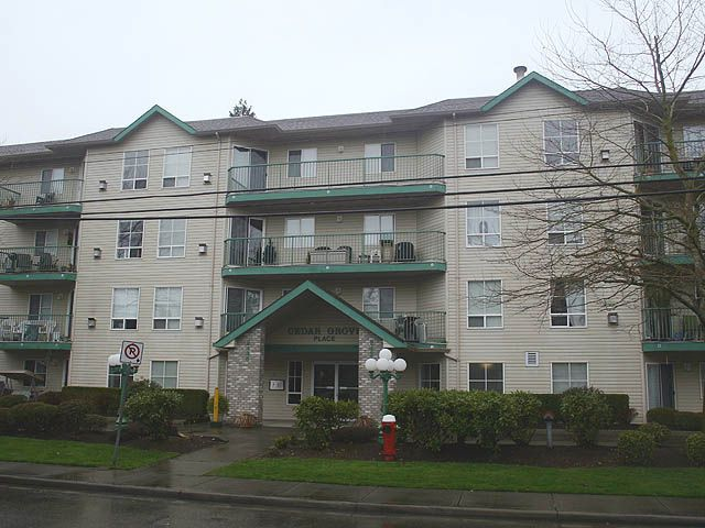 "Main Photo: 209 2435 CENTER Street in Abbotsford: Abbotsford West Condo for sale in ""Cedar Grove"" : MLS®# F1108512"