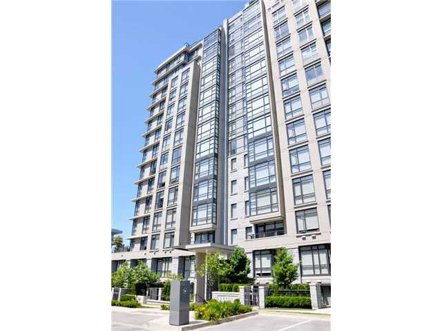 "Main Photo: #1105 5989 Walter Gage Rd in Vancouver: University VW Condo for sale in ""CORUS"" (Vancouver West)"