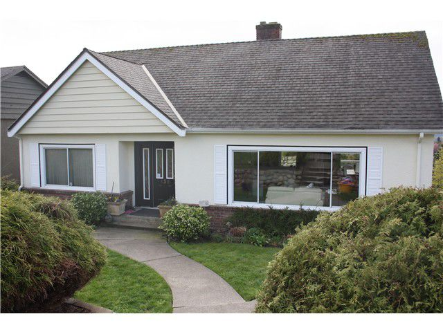 Main Photo: 138 E DURHAM Street in New Westminster: The Heights NW House for sale : MLS®# V1003382