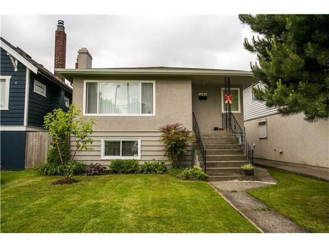 Main Photo: 4785 GLADSTONE Street in Vancouver: Victoria VE House for sale (Vancouver East)  : MLS®# V1067548