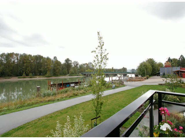 """Main Photo: 207 23285 BILLY BROWN Road in Langley: Fort Langley Condo for sale in """"The Village at Bedford Landing"""" : MLS®# F1423325"""