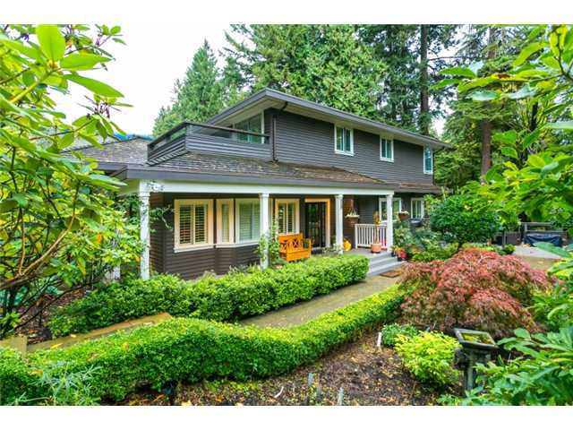 Main Photo: 1820 29TH Street in West Vancouver: Altamont House for sale : MLS®# V1099310