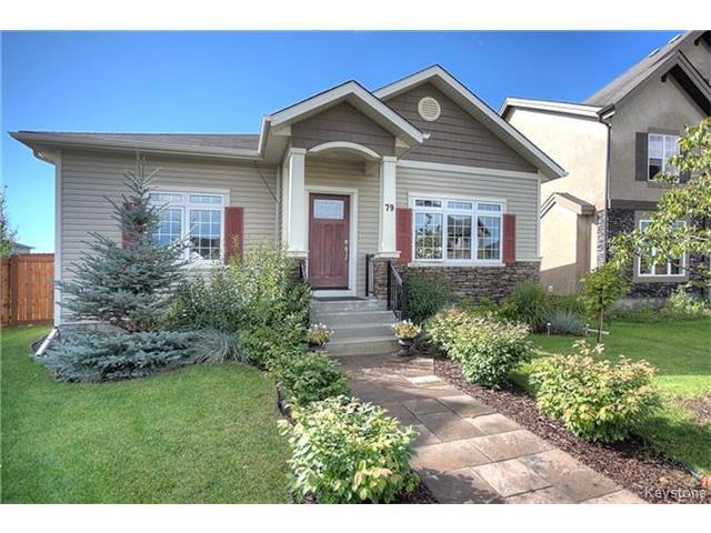 Main Photo: 79 Kentland Road in WINNIPEG: Fort Garry / Whyte Ridge / St Norbert Residential for sale (South Winnipeg)  : MLS®# 1516223
