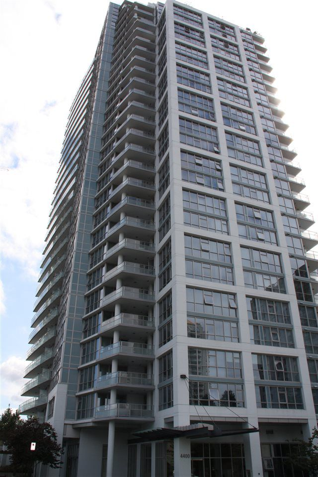 """Main Photo: 2702 4400 BUCHANAN Street in Burnaby: Brentwood Park Condo for sale in """"MOTIF"""" (Burnaby North)  : MLS®# R2100425"""