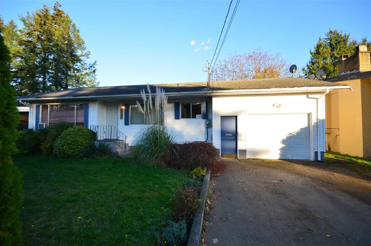 Main Photo: 2862 PRINCESS Street in Abbotsford: Abbotsford West House for sale : MLS®# R2122803