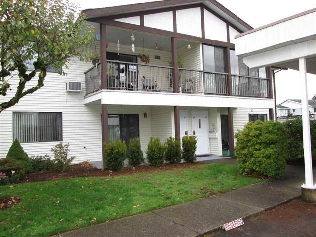 "Main Photo: 38 32718 GARIBALDI Drive in Abbotsford: Abbotsford West Townhouse for sale in ""Fircrest"" : MLS®# R2198505"