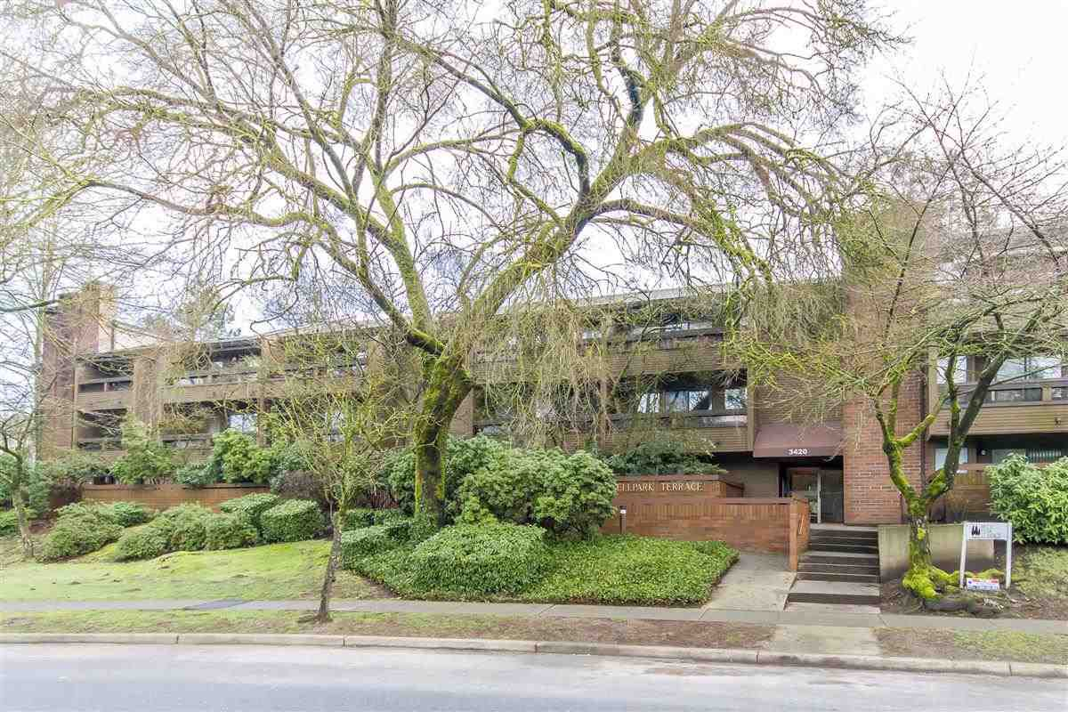 """Main Photo: 218 3420 BELL Avenue in Burnaby: Sullivan Heights Condo for sale in """"BELL PARK TERRACE"""" (Burnaby North)  : MLS®# R2233927"""
