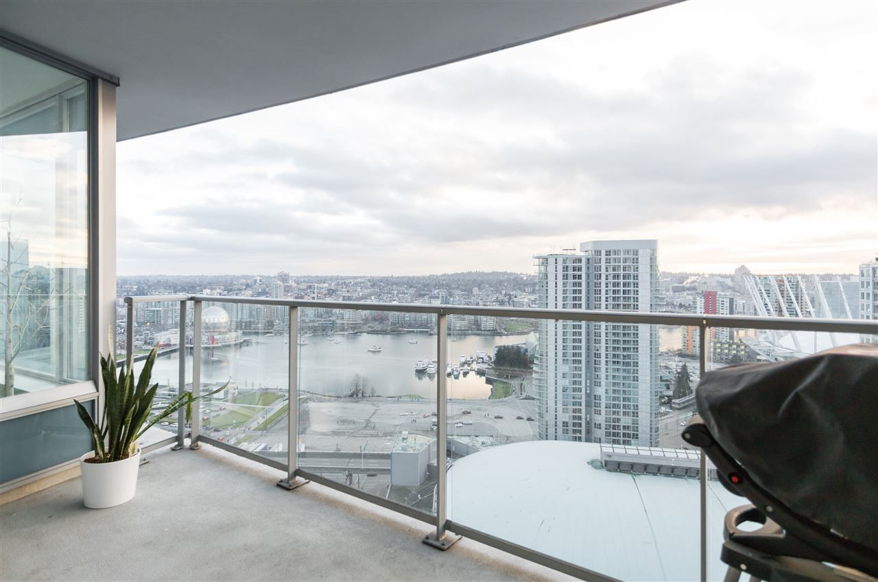 Main Photo: 3502 689 ABBOTT STREET in Vancouver: Downtown VW Condo for sale (Vancouver West)  : MLS®# R2229723