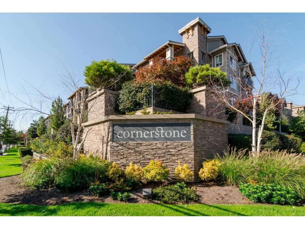 """Main Photo: 110 21009 56 Avenue in Langley: Salmon River Condo for sale in """"Cornerstone"""" : MLS®# R2243327"""