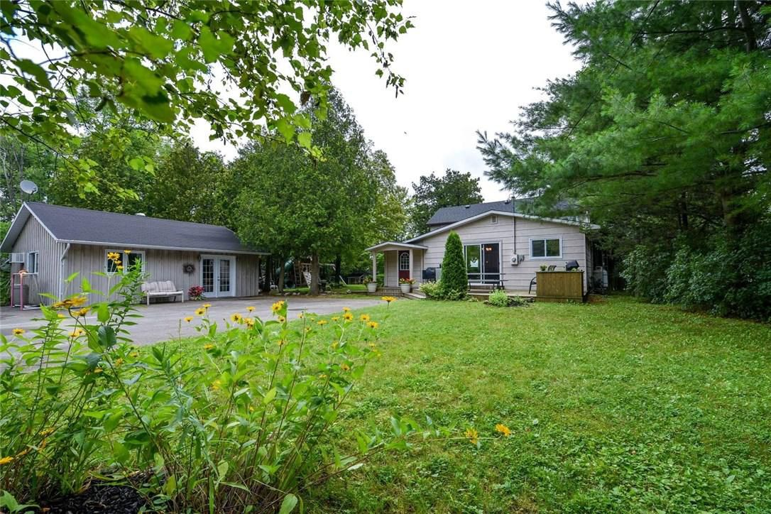 Main Photo: 7 B3 ROAD in Smiths Falls: Bass Lake House for sale : MLS®# 1072888
