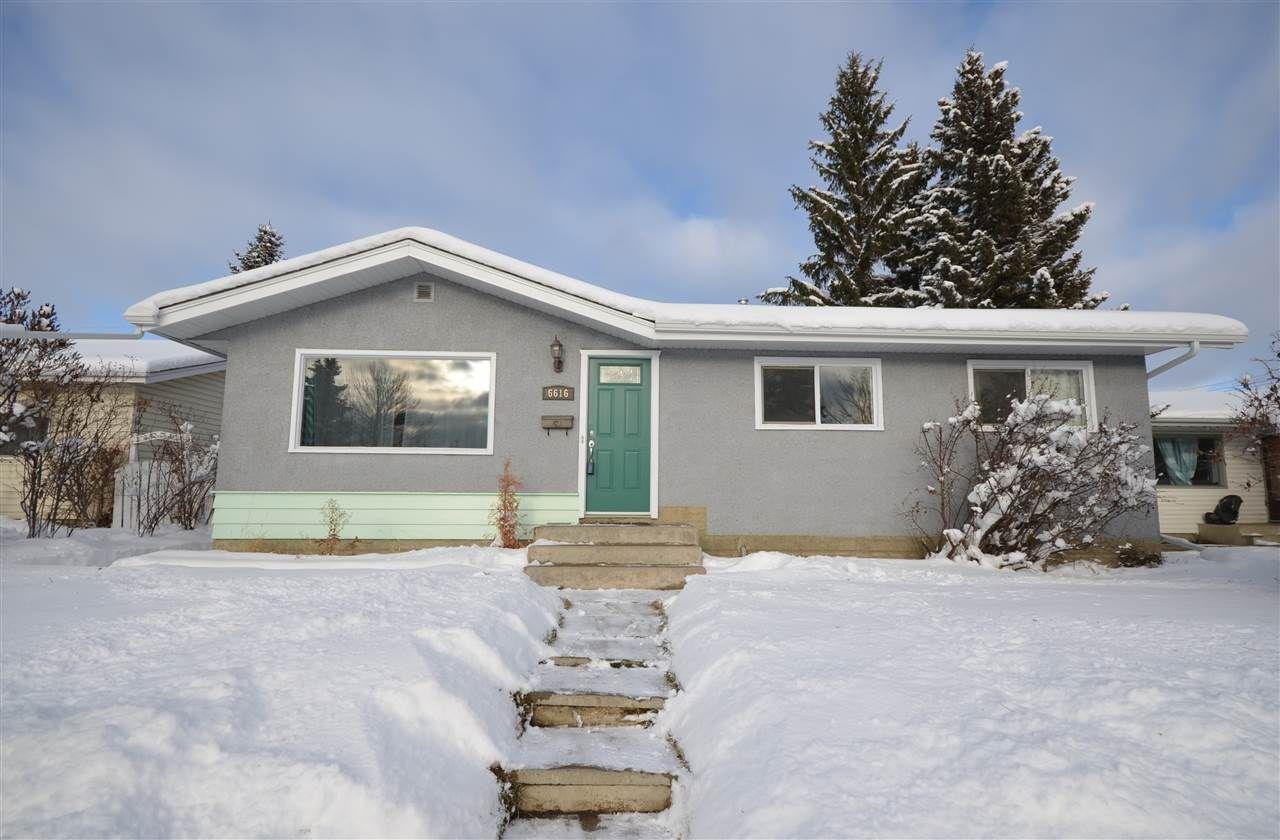 6616 132 Avenue Edmonton 5 Bed 2 Bath Family House For Sale E4120460
