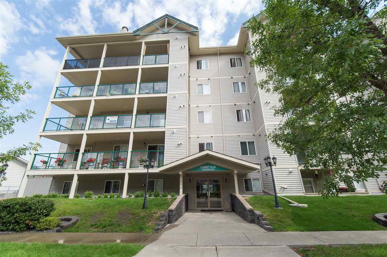 Main Photo: 107 4806 48 Avenue: Leduc Condo for sale : MLS®# E4123681