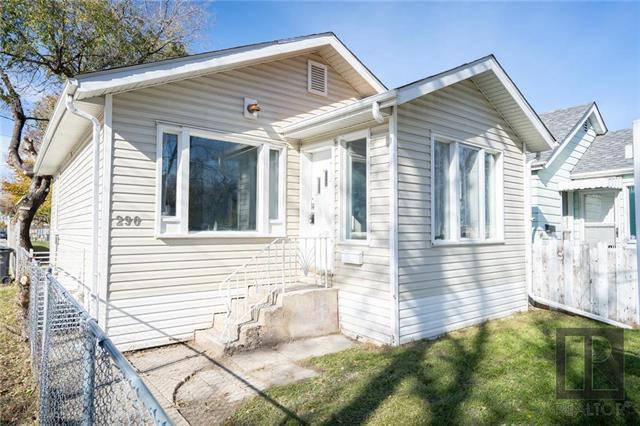 Main Photo: 290 Lock Street in Winnipeg: Weston Residential for sale (5D)  : MLS®# 1827929