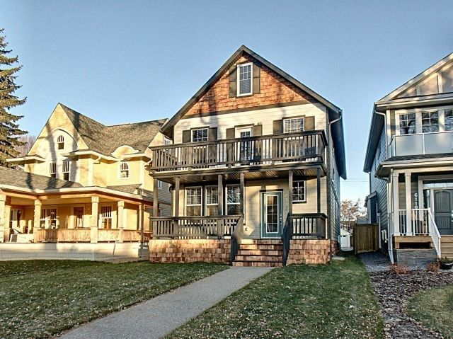 Main Photo: 6112 111 Avenue in Edmonton: Zone 09 House for sale : MLS®# E4133926