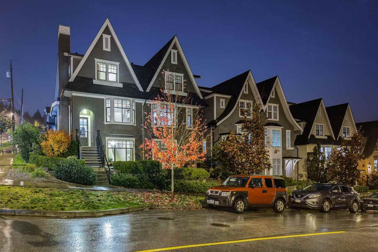 Main Photo: 1 3437 ROXTON Avenue in Coquitlam: Burke Mountain House 1/2 Duplex for sale : MLS®# R2321438
