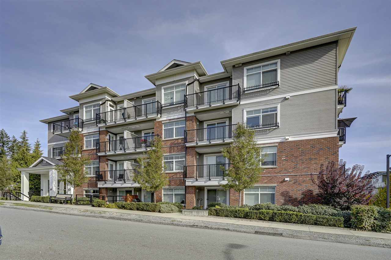 "Main Photo: 313 6480 195A Street in Surrey: Clayton Condo for sale in ""Salix"" (Cloverdale)  : MLS®# R2324893"