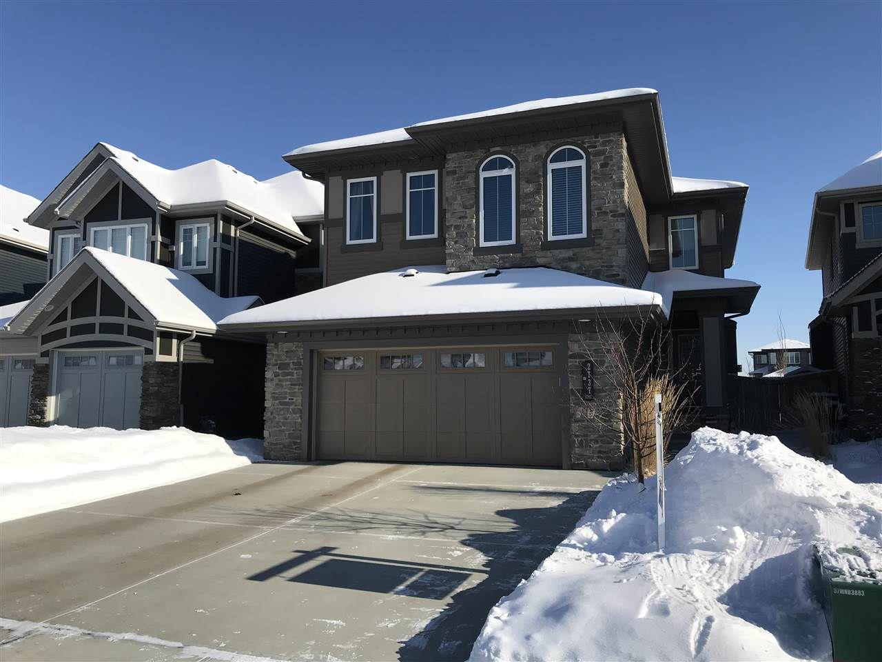 Main Photo: 2737 KIRKLAND Way in Edmonton: Zone 56 House for sale : MLS®# E4140755