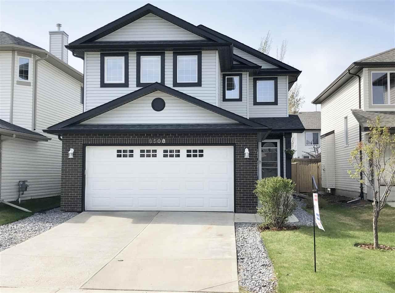 Main Photo: 8508 SLOANE Crescent in Edmonton: Zone 14 House for sale : MLS®# E4153321