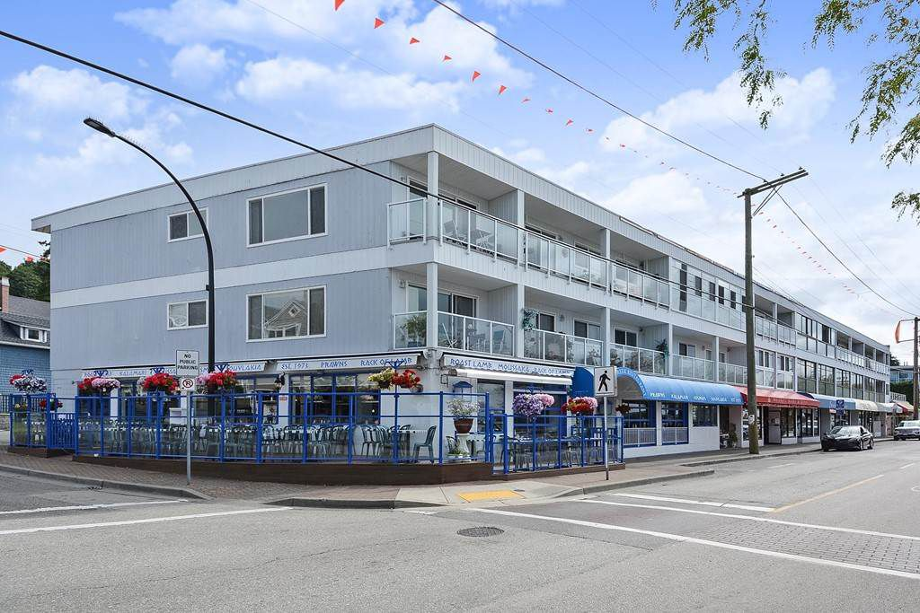 """Main Photo: 206 14881 MARINE Drive: White Rock Condo for sale in """"Driftwood Arms"""" (South Surrey White Rock)  : MLS®# R2381349"""