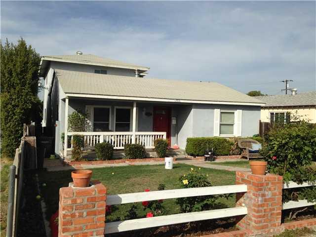 Main Photo: LEMON GROVE House for sale : 3 bedrooms : 1756 Dayton Drive