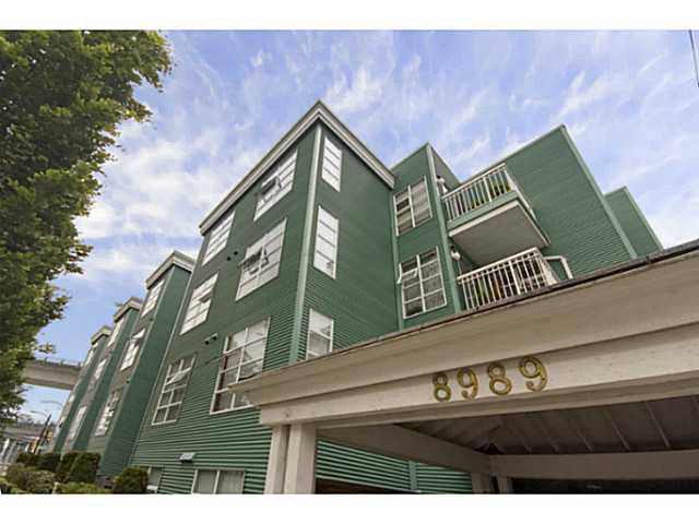 "Main Photo: 306 8989 HUDSON Street in Vancouver: Marpole Condo for sale in ""NAUTICA"" (Vancouver West)  : MLS®# V1042095"