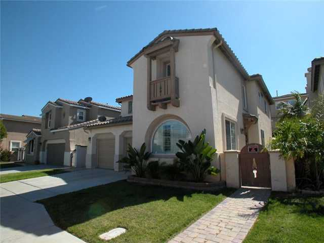 Main Photo: CHULA VISTA House for sale : 3 bedrooms : 906 Bryce Canyon Avenue