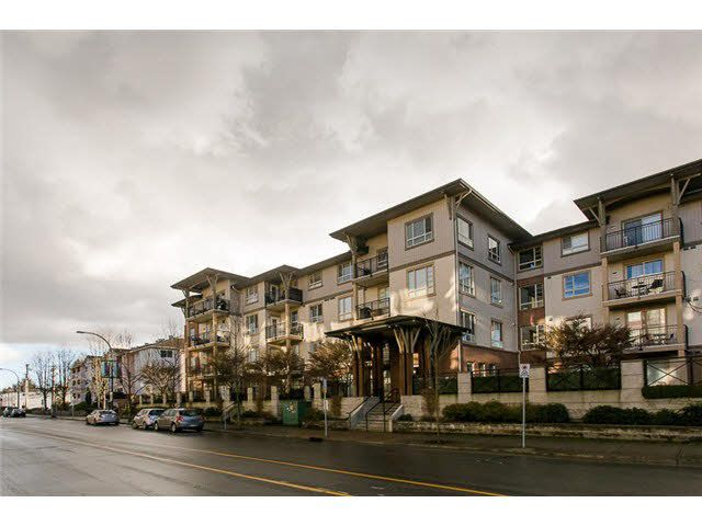 """Main Photo: 312 2346 MCALLISTER Avenue in Port Coquitlam: Central Pt Coquitlam Condo for sale in """"THE MAPLES"""" : MLS®# V1100389"""