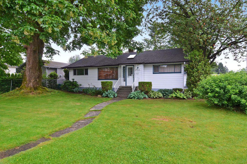 Main Photo: 2793 MCCALLUM Road in Abbotsford: Central Abbotsford House for sale : MLS®# F1442119