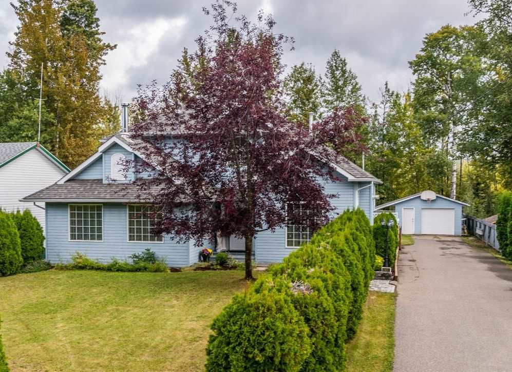 "Main Photo: 1726 SOMMERVILLE Road in Prince George: North Blackburn House for sale in ""SOMMERVILLE"" (PG City South East (Zone 75))  : MLS®# R2102795"