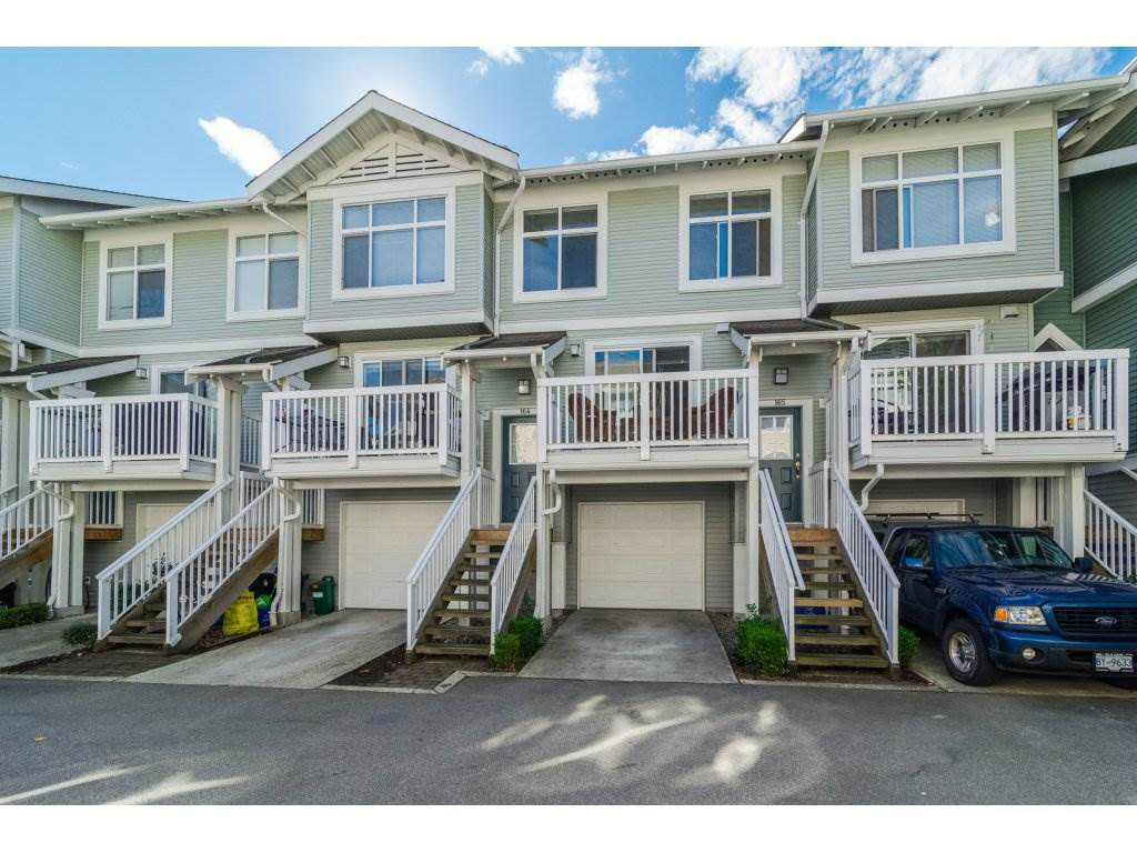 """Main Photo: 164 20033 70TH Avenue in Langley: Willoughby Heights Townhouse for sale in """"DENIM II"""" : MLS®# R2111348"""