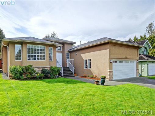 Main Photo: 4944 Haliburton Place in VICTORIA: SE Cordova Bay Single Family Detached for sale (Saanich East)  : MLS®# 376541