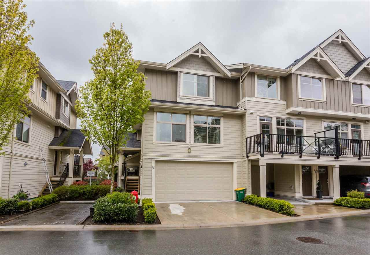 "Main Photo: 47 19525 73 Avenue in Surrey: Clayton Townhouse for sale in ""UPTOWN"" (Cloverdale)  : MLS®# R2161668"