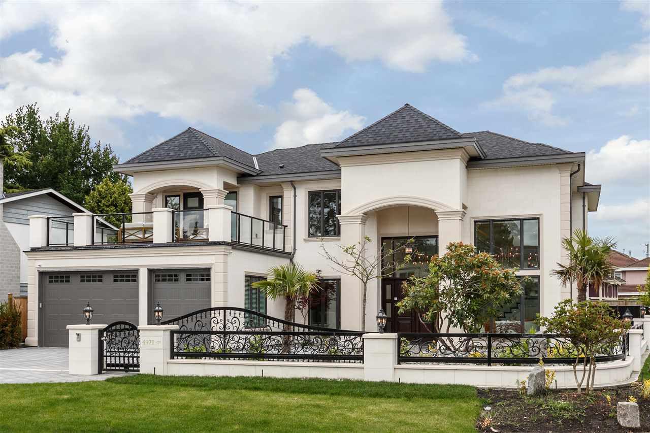 Main Photo: 4971 FOXGLOVE Crescent in Richmond: Riverdale RI House for sale : MLS®# R2173280