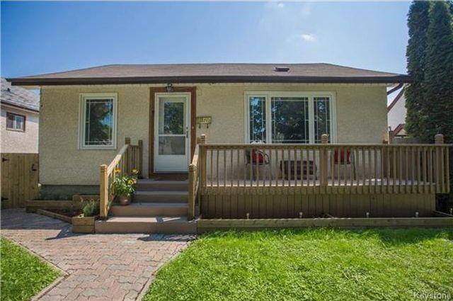 Main Photo: 1021 Ashburn Street in Winnipeg: Polo Park Residential for sale (5C)  : MLS®# 1719940