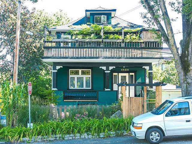 Main Photo:  in Vancouver: Home for sale : MLS®# V1085439