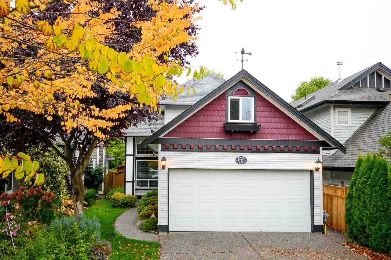 Main Photo: 11911 DUNFORD ROAD in Richmond: Steveston South House for sale : MLS®# R2214592