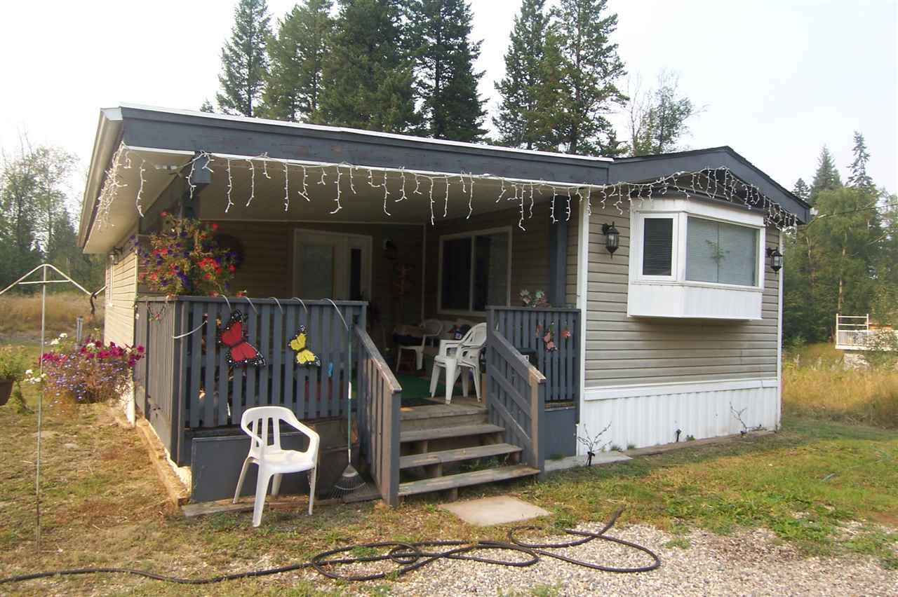 Main Photo: 1171 ELLISON Road in Quesnel: Red Bluff/Dragon Lake Manufactured Home for sale (Quesnel (Zone 28))  : MLS®# R2233621