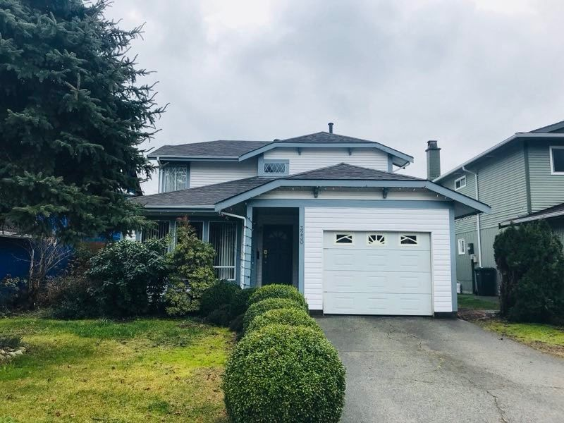 Main Photo: 3230 CORTES AVENUE in Coquitlam: New Horizons House for sale : MLS®# R2232191