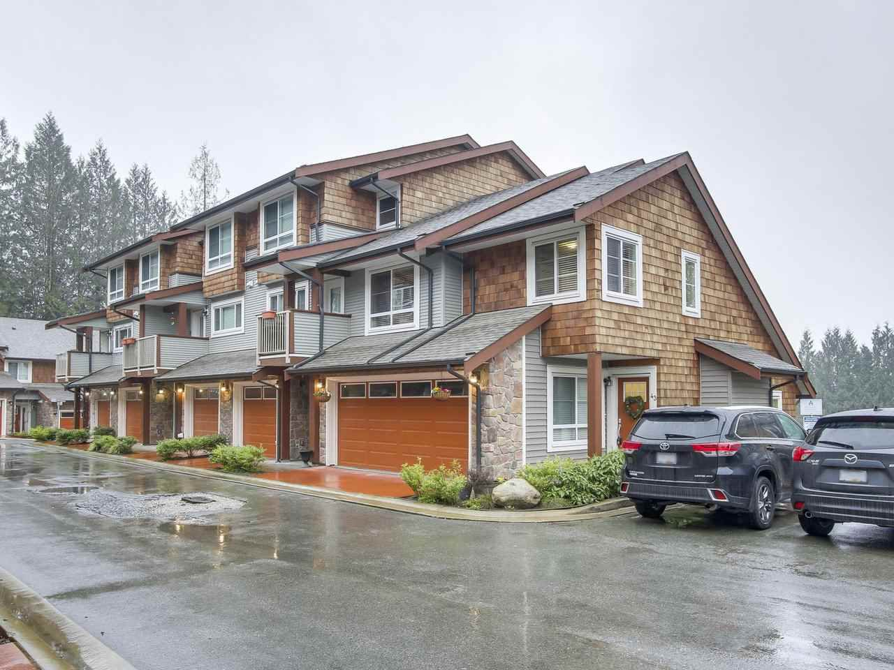 """Main Photo: 43 23651 132 Avenue in Maple Ridge: Silver Valley Townhouse for sale in """"MYRON'S MUSE"""" : MLS®# R2237190"""