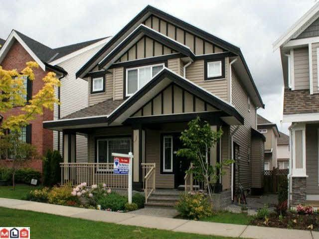 Main Photo: 6720 193B STREET in : Clayton House for sale (Cloverdale)  : MLS®# F1215023