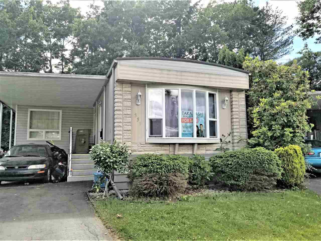"Main Photo: 331 1840 160 Street in Surrey: King George Corridor Manufactured Home for sale in ""BREAKAWAY BAYS"" (South Surrey White Rock)  : MLS®# R2280123"