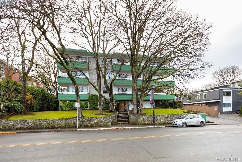 Main Photo: 206 2095 Oak Bay Avenue in VICTORIA: OB South Oak Bay Condo Apartment for sale (Oak Bay)  : MLS®# 402114