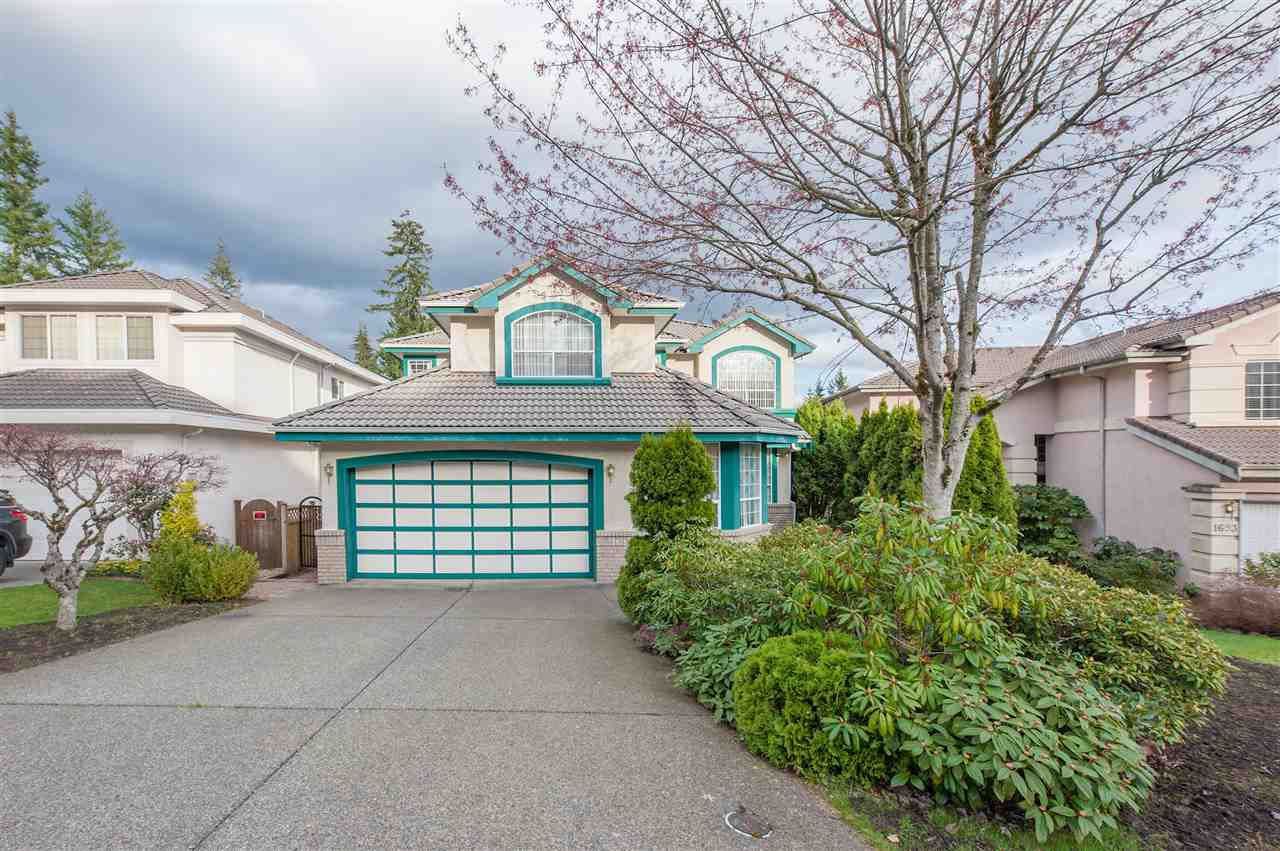 Main Photo: 1695 KINGFISHER Crescent in Coquitlam: Westwood Plateau House for sale : MLS®# R2357038