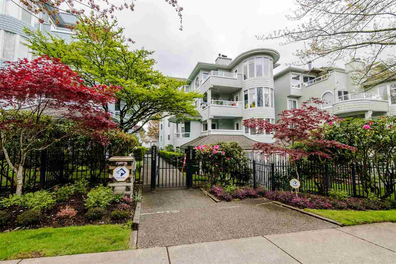 Main Photo: 303 7580 COLUMBIA Street in Vancouver: Marpole Condo for sale (Vancouver West)  : MLS®# R2362047