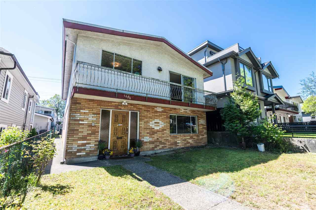 """Main Photo: 1836 E 36TH Avenue in Vancouver: Victoria VE House for sale in """"VICTORIA"""" (Vancouver East)  : MLS®# R2369560"""
