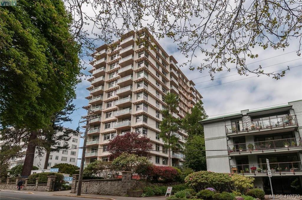 Main Photo: 107 250 Douglas Street in VICTORIA: Vi James Bay Condo Apartment for sale (Victoria)  : MLS®# 410720