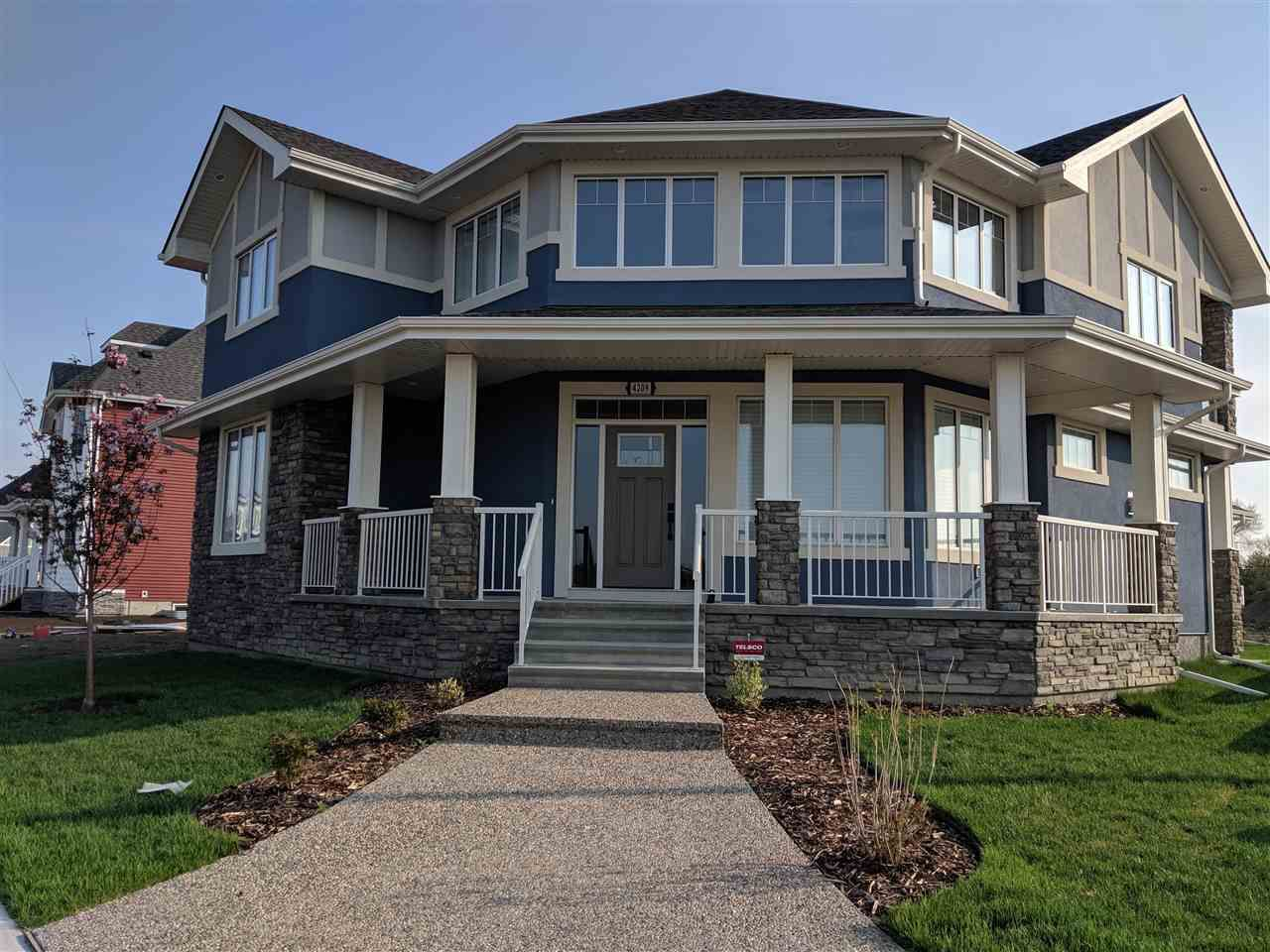 Main Photo: 4209 Veterans Way in Edmonton: Zone 27 House for sale : MLS®# E4159055