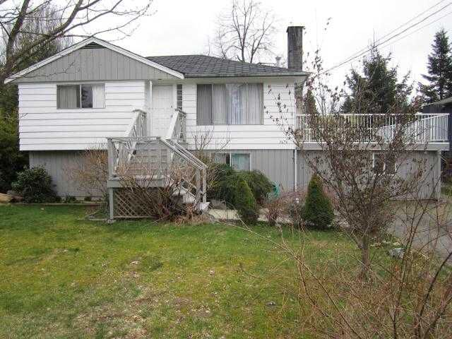 Main Photo: 3676 INVERNESS Street in Port Coquitlam: Lincoln Park PQ House for sale : MLS®# V877912