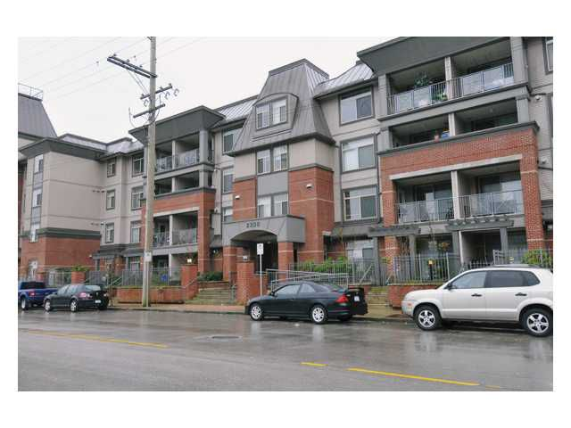 Main Photo: 304 2330 WILSON Avenue in Port Coquitlam: Central Pt Coquitlam Condo for sale : MLS®# V877984
